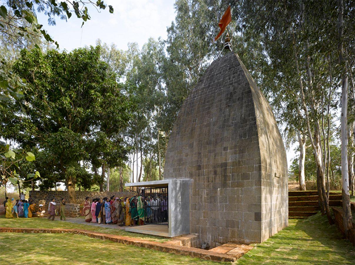 Shiv Temple, Pune, sP + A - Sheet2