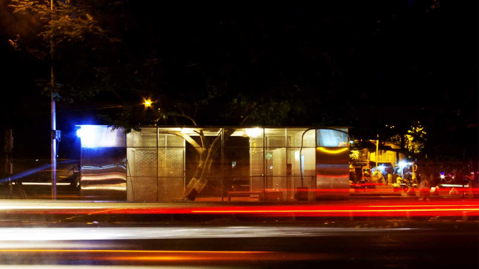 The Lightbox- restroom for women, Thane, RC Architects - Sheet5