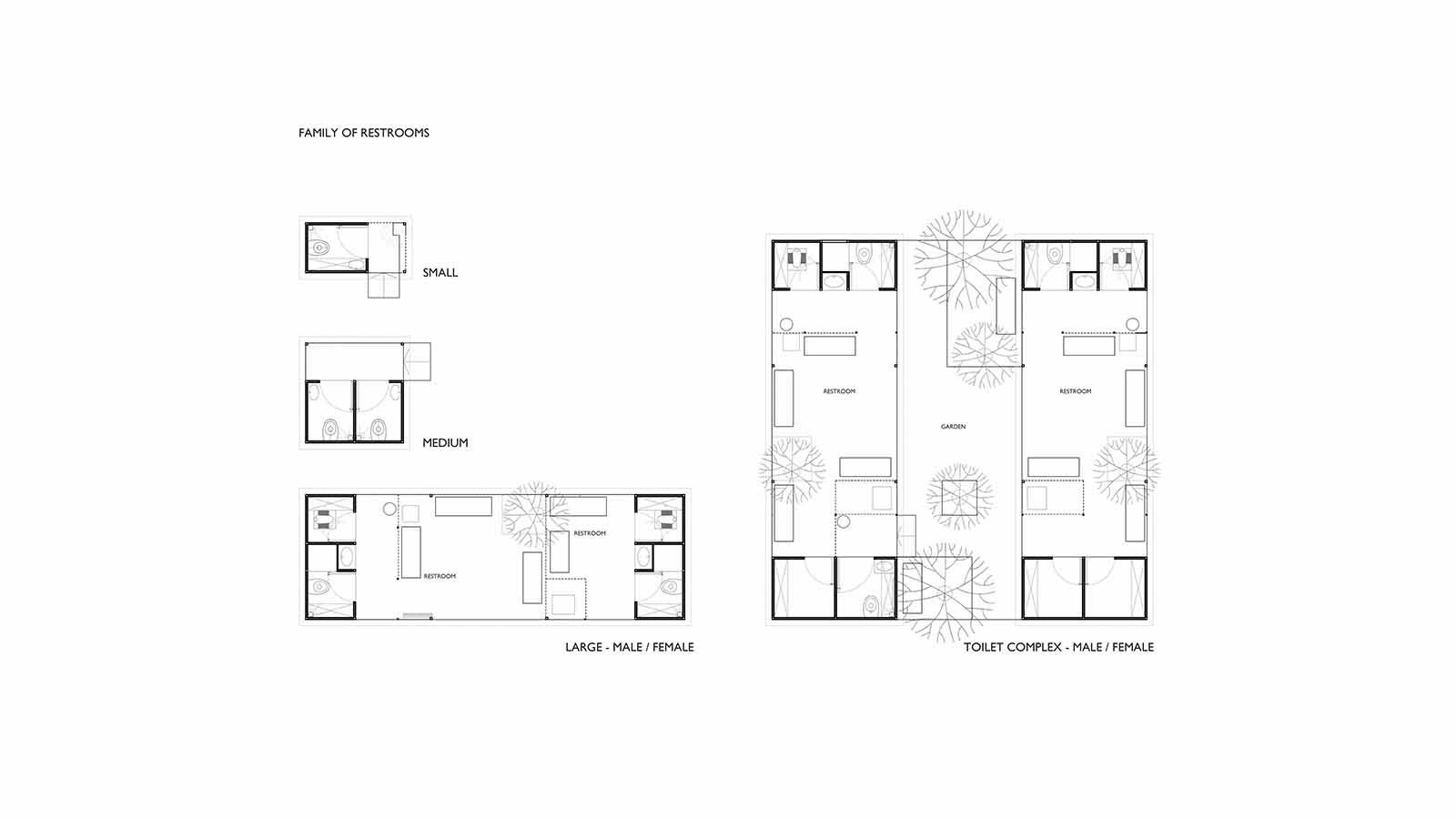 The Lightbox- restroom for women, Thane, RC Architects - Sheet6
