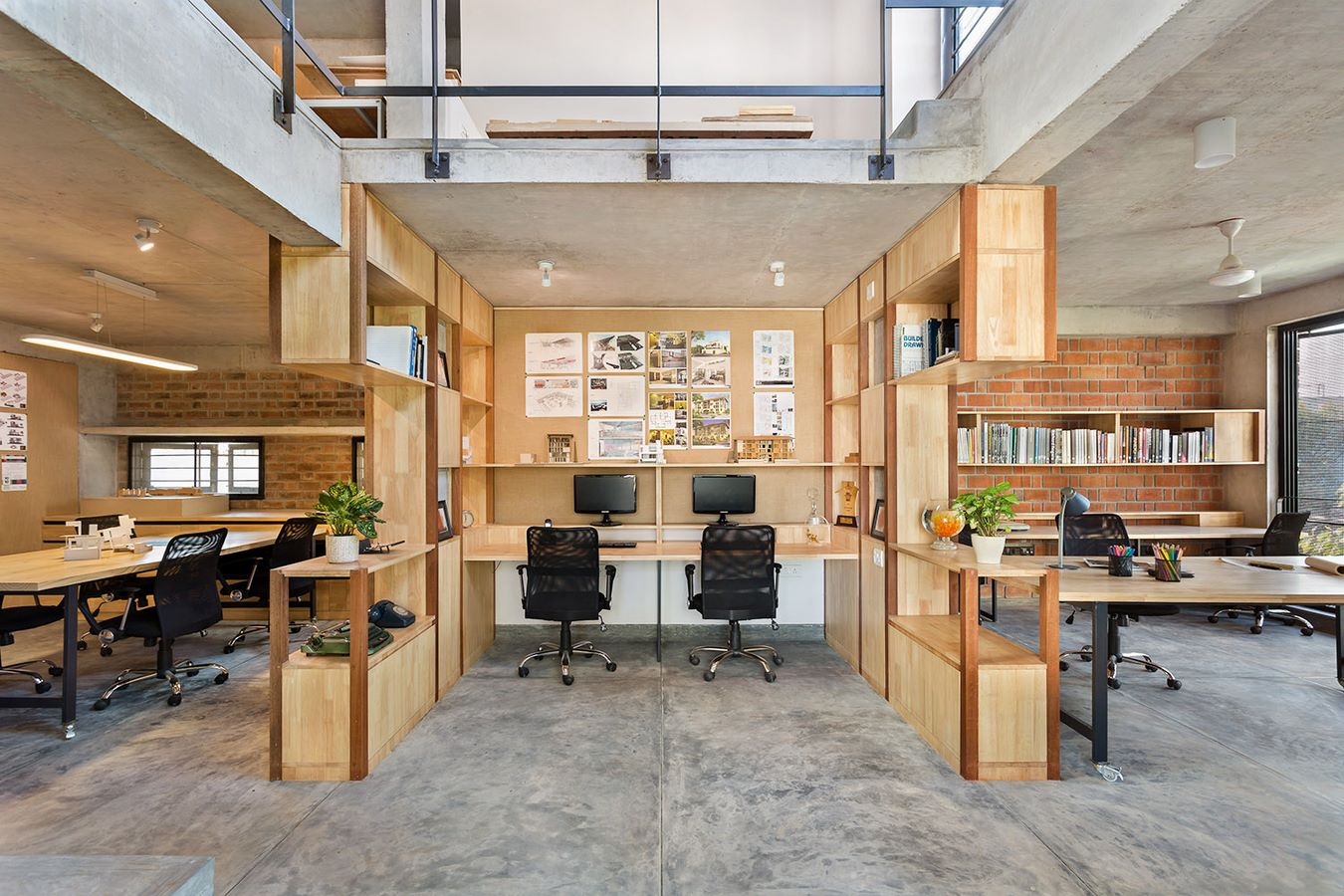 15 Amazing Offices of Architecture Firms in India - Sheet5