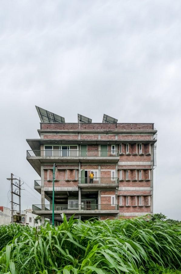 Architecture Discipline, New Delhi - Sheet1