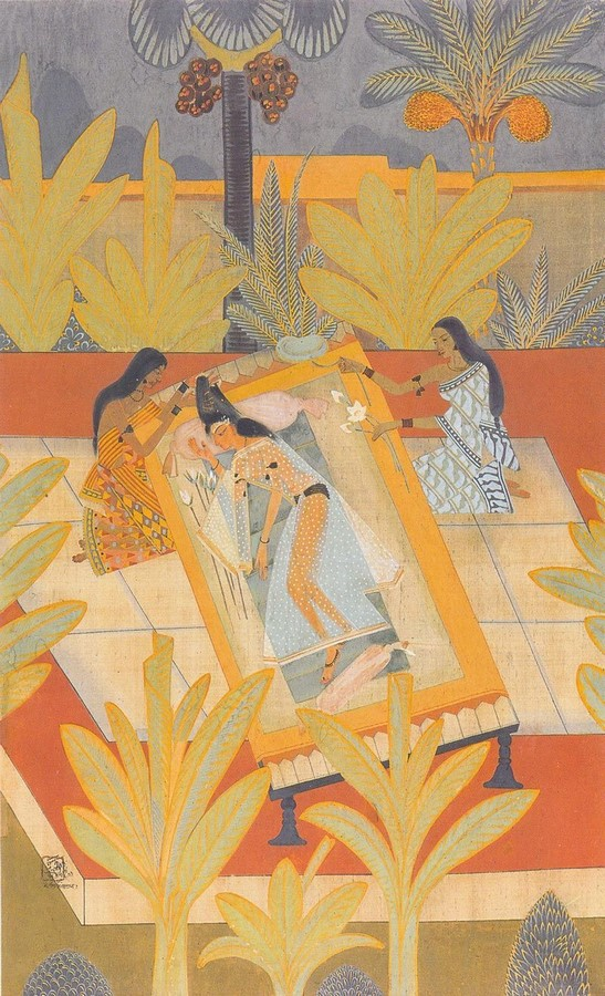 4 Art movements in the history of India - Sheet7