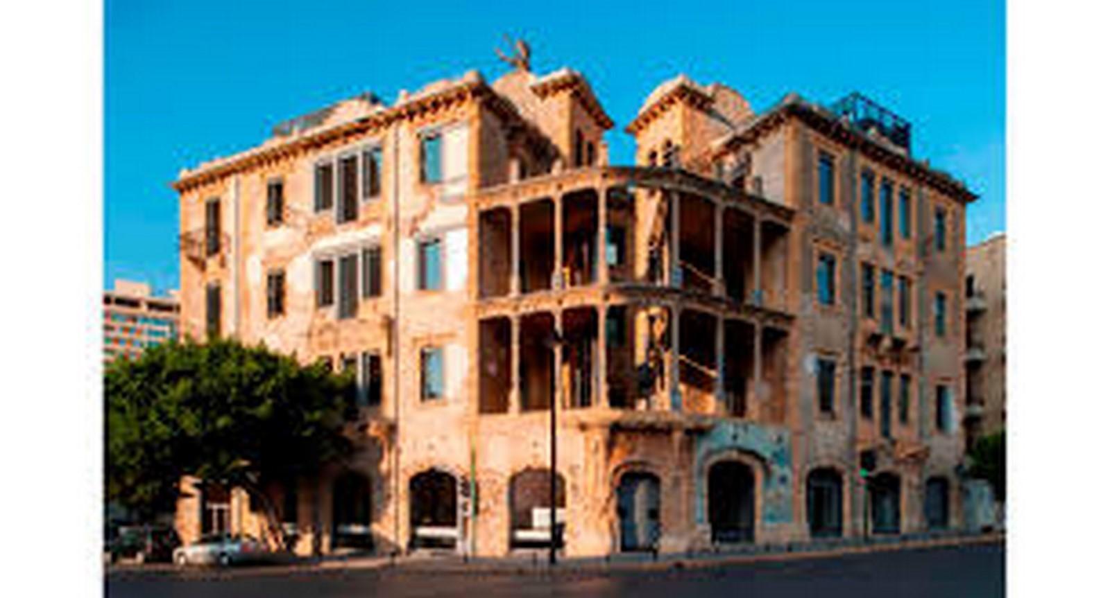 Beit Beirut - Sheet1