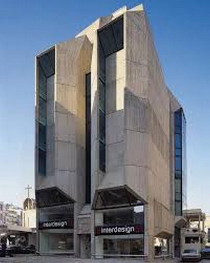 Interdesign building, Beirut - sheet2
