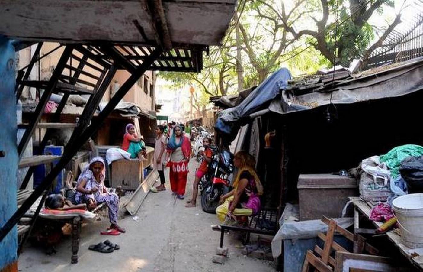 The socio-cultural imapct of slums in cities - Sheet5