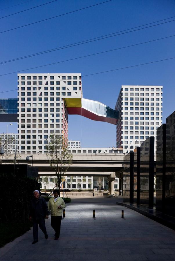Steven Holl Architects, New York - Sheet1