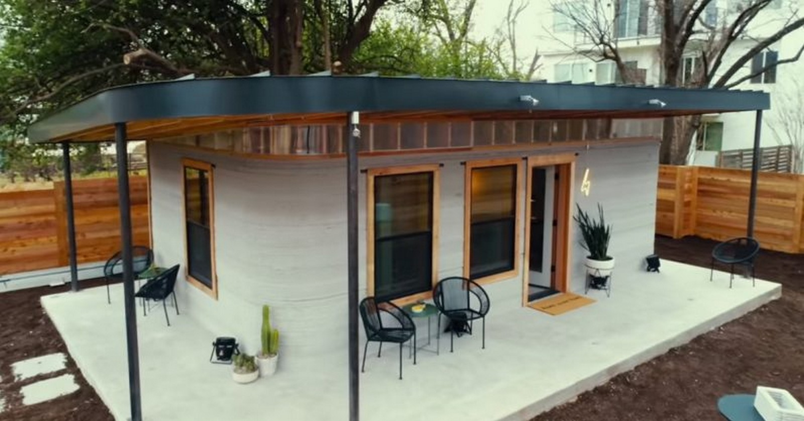 3D Printed House - Sheet2