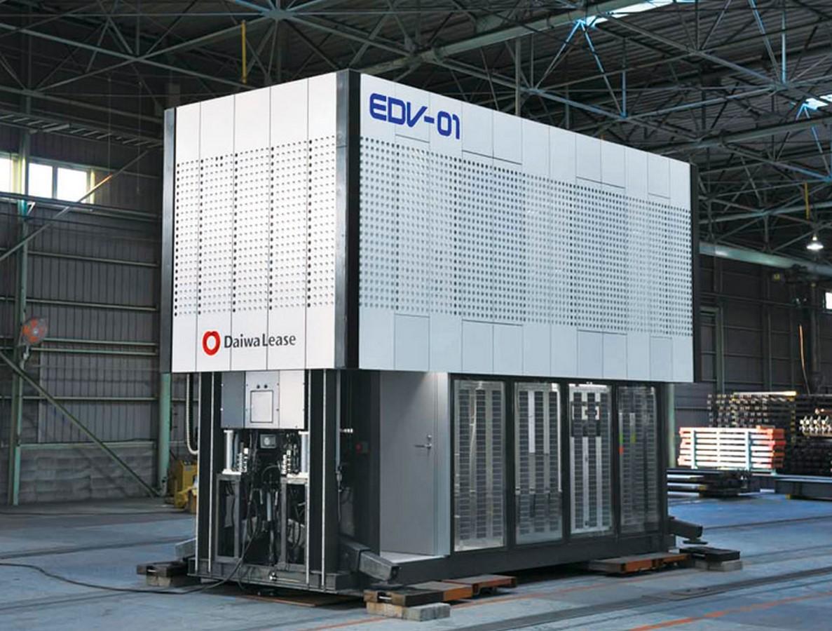 EDV-1: A Self-Sustaining - Sheet1