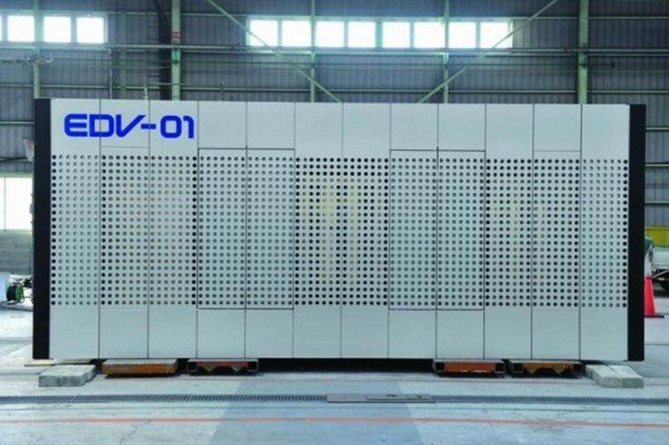 EDV-1: A Self-Sustaining - Sheet4