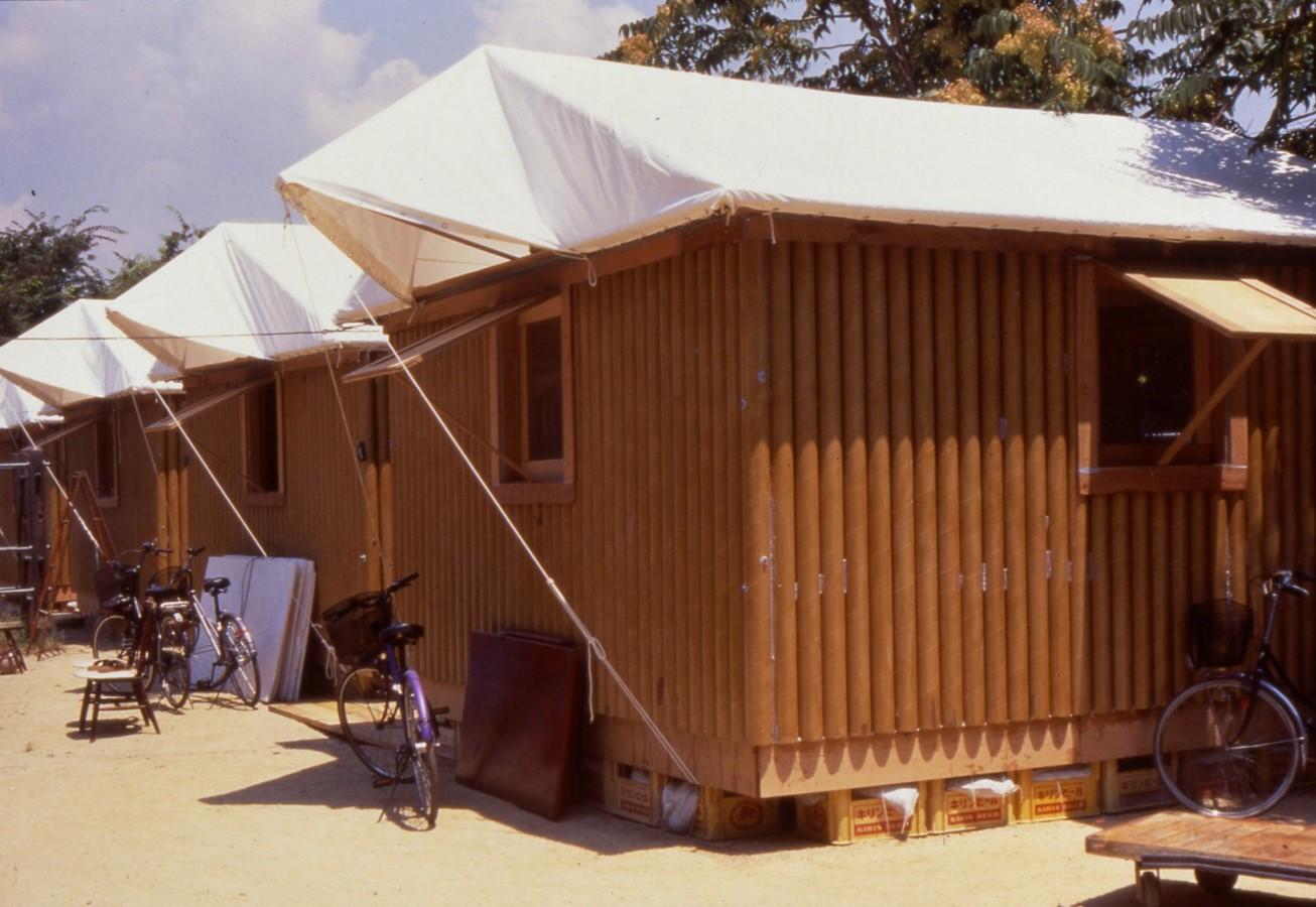 Paper Log Houses- Kobe, Japan - Sheet3