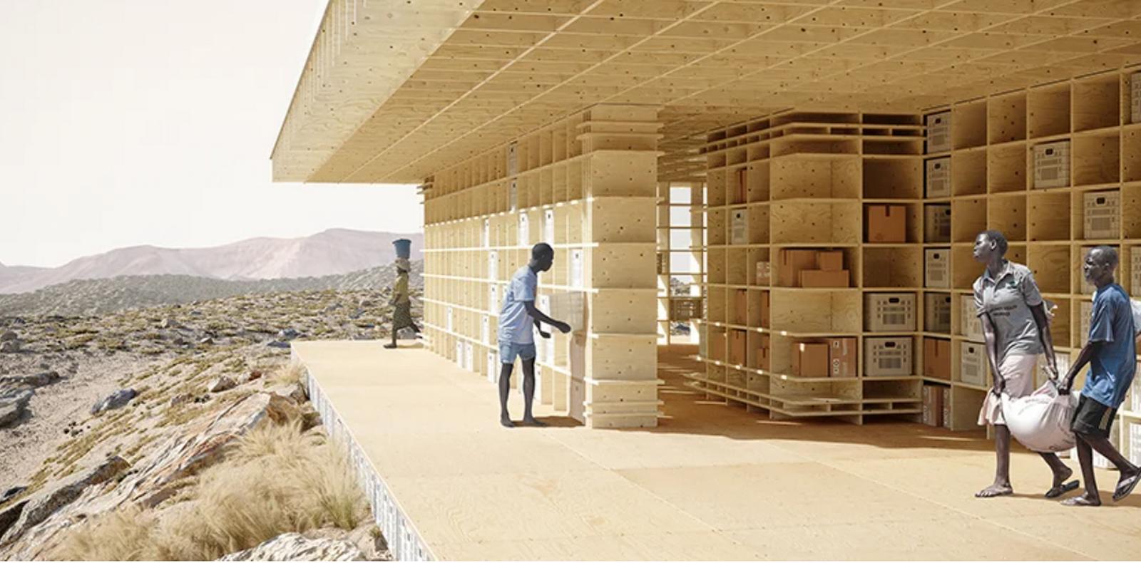 Adaptable Shelter for Sub Saharan Community - Sheet2