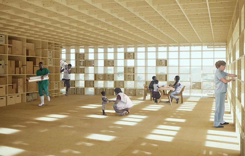 Adaptable Shelter for Sub Saharan Community - Sheet3