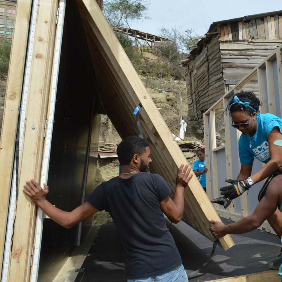 The HuSh Disaster Shelter - SHeet1
