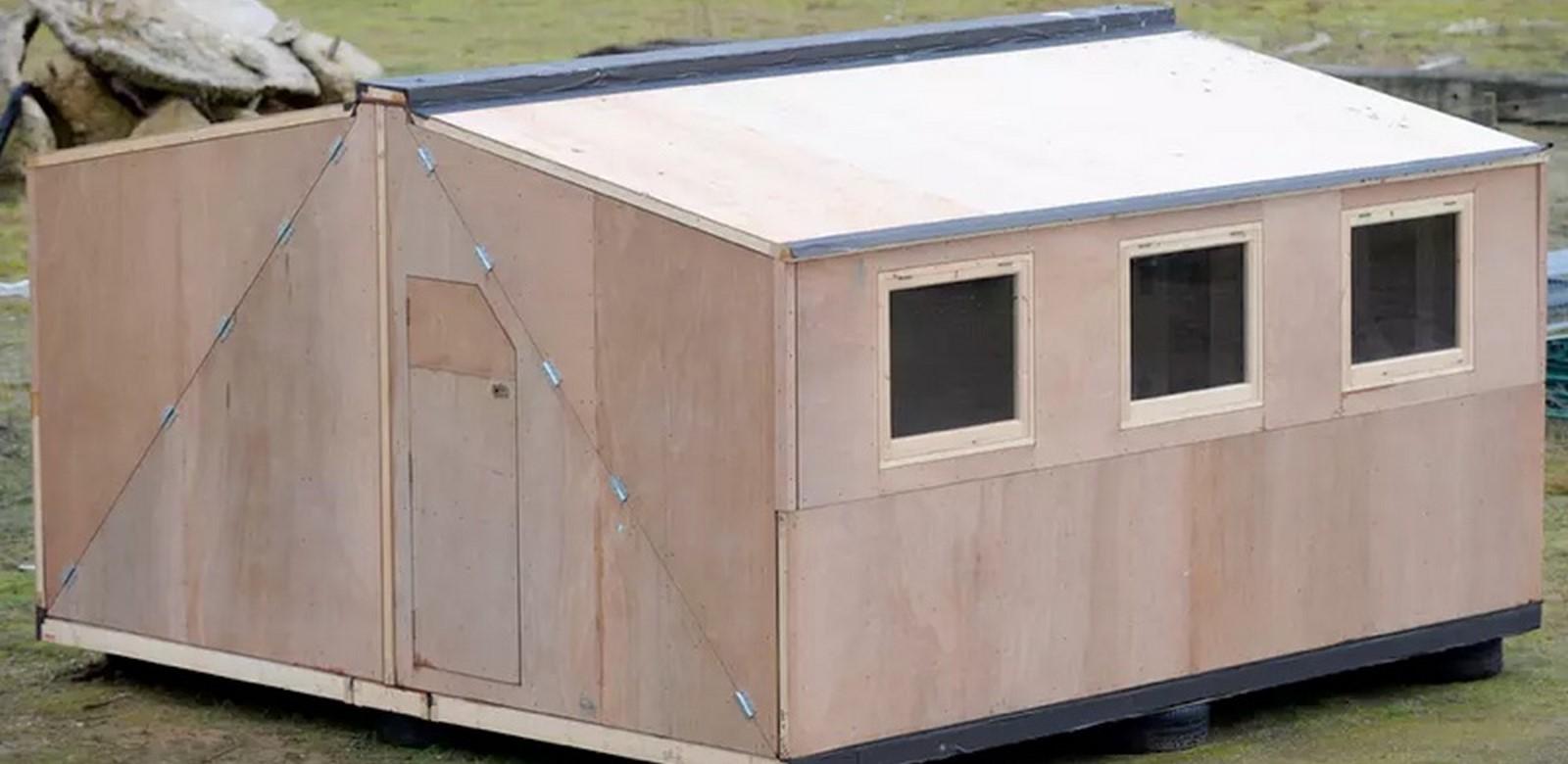 The HuSh Disaster Shelter - SHeet2