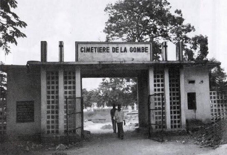 Cimetiere de la Gombe, Kinshasa - sheet2