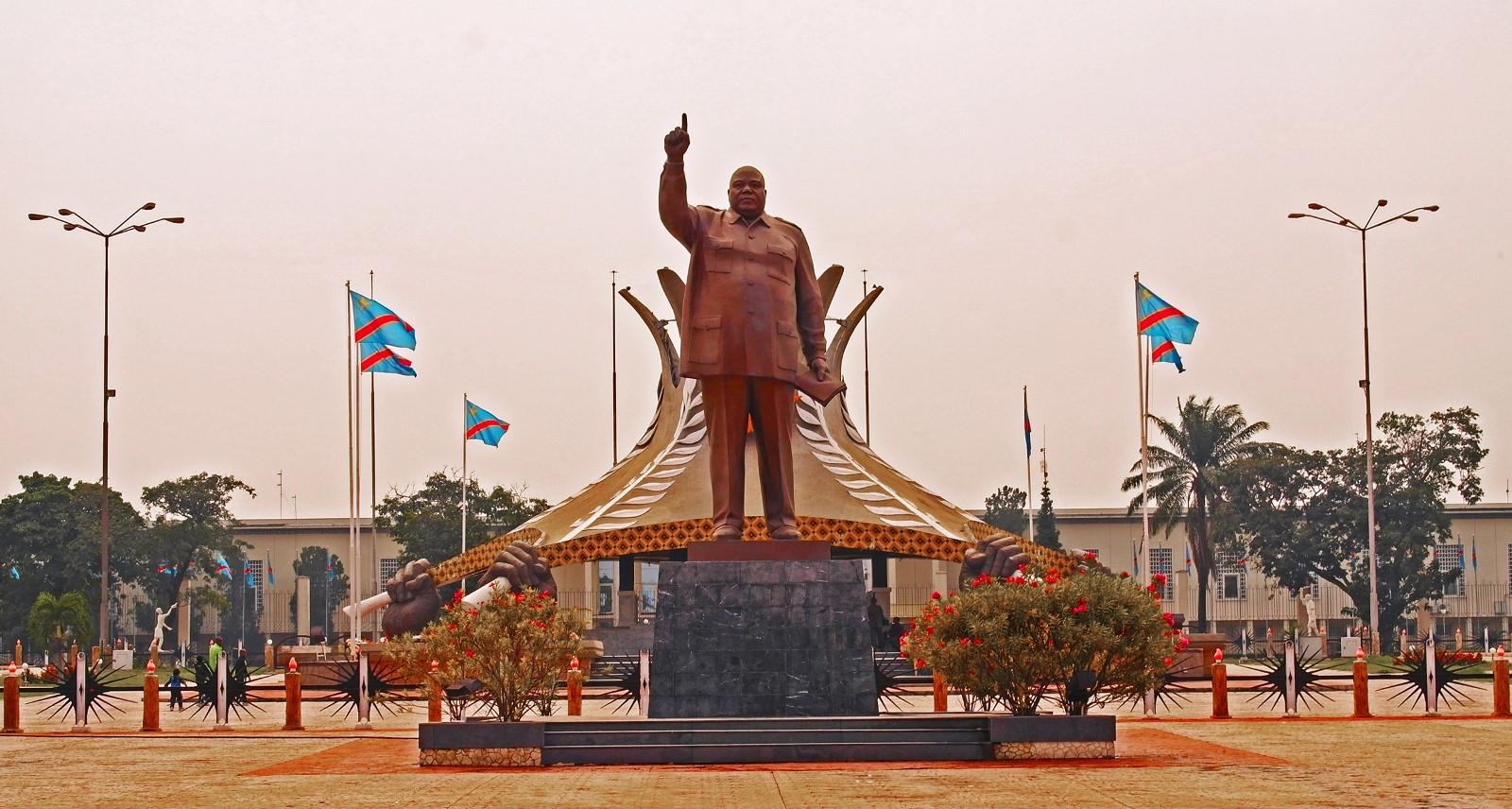 Laurent Kabila's Tomb, Kinshasa - sheet3