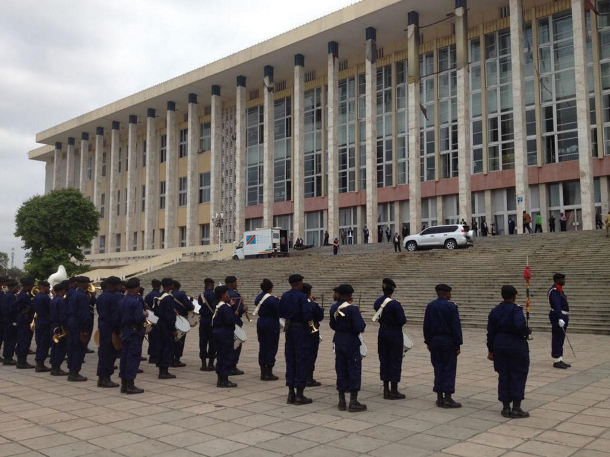 Palais du Peuple, Kinshasa - Sheet3
