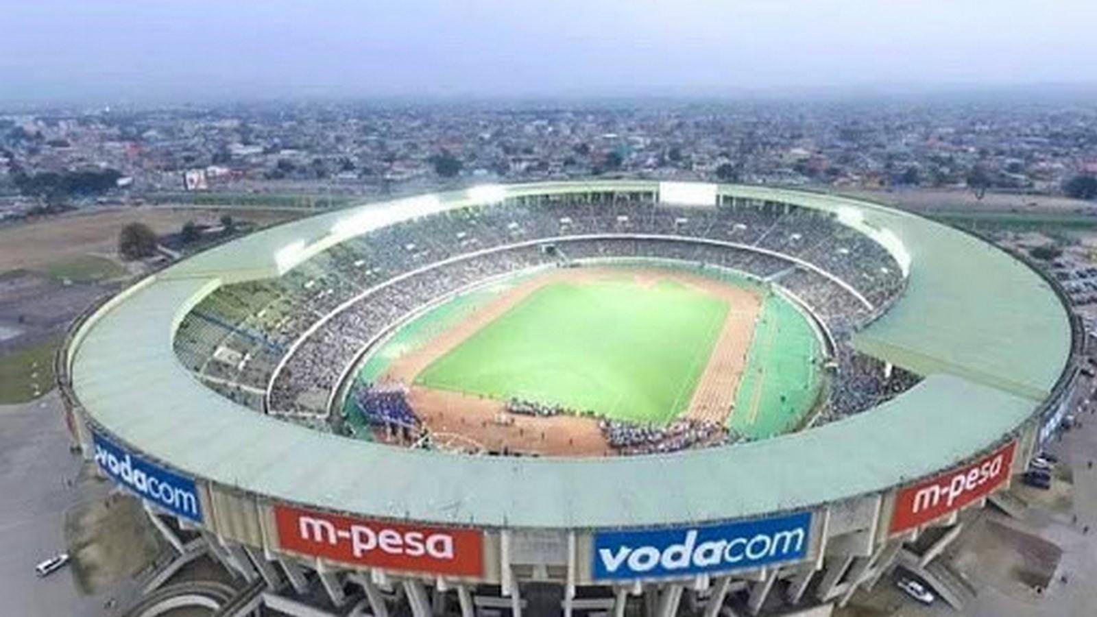 Stade Des Martyrs, Kinshasa - Sheet1
