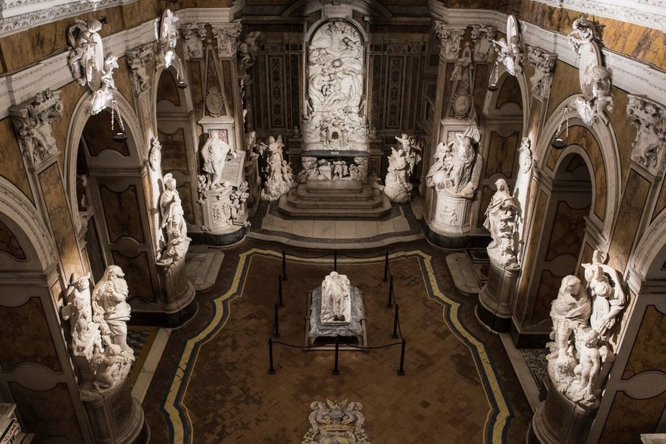 Cappella Sansevero - sheet3