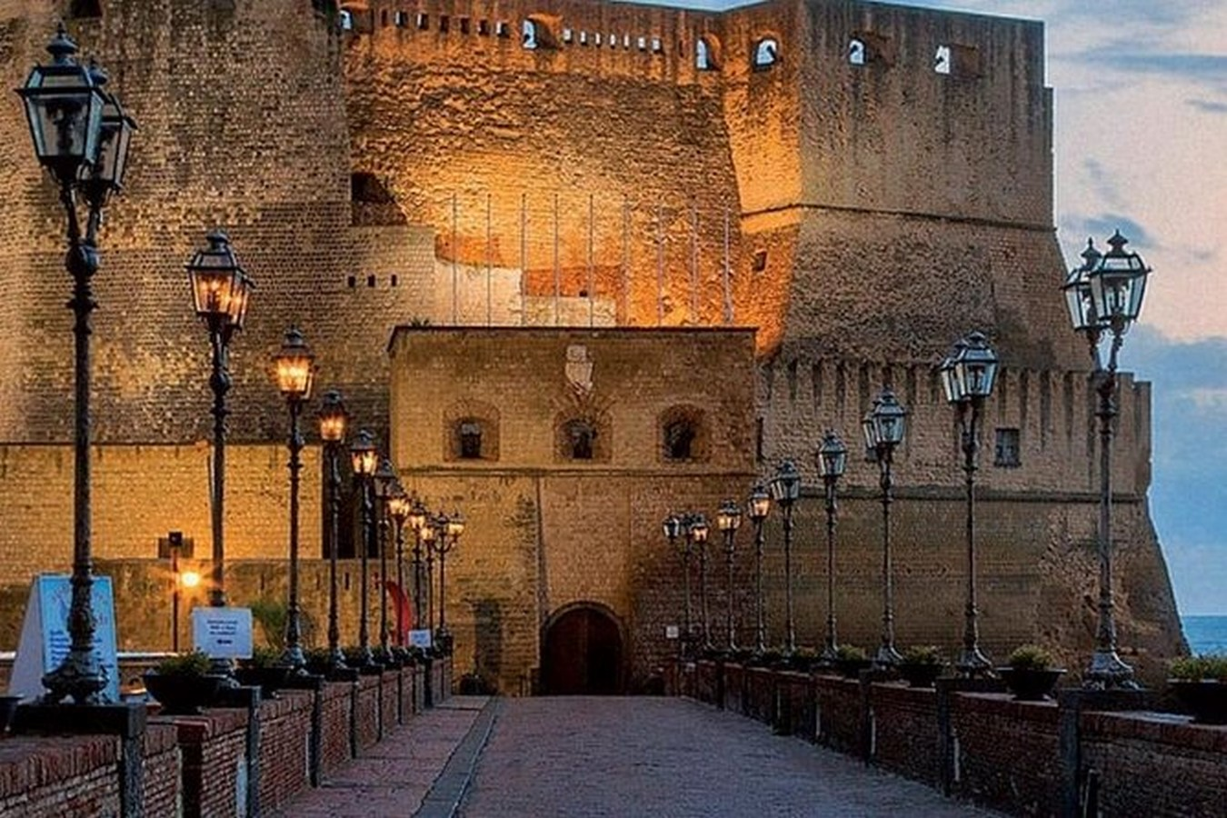 Castel dell' Ovo - sheet2