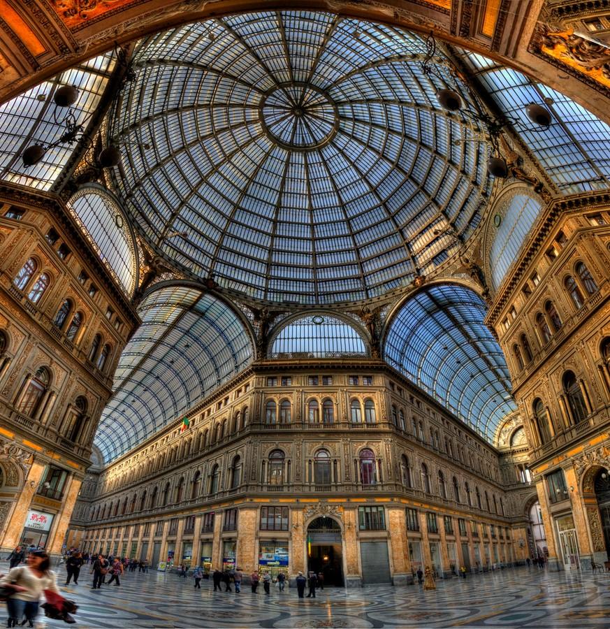 Galleria Umberto I- sheet1