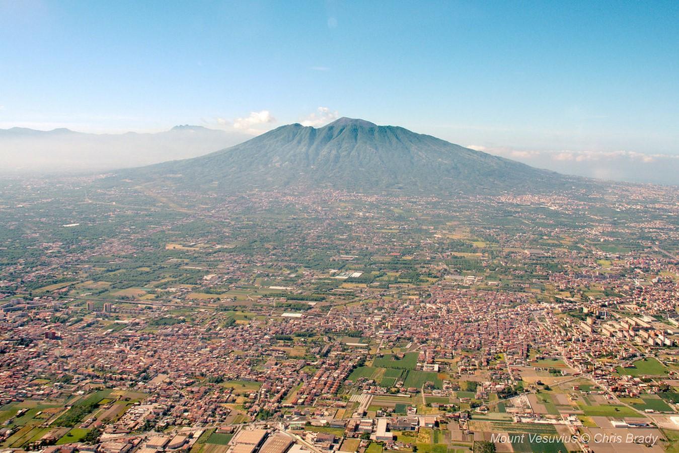 Mount Vesuvius Hike, Naples - sheet1