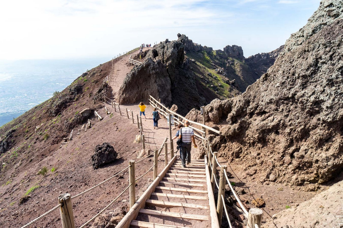 Mount Vesuvius hike - sheet2