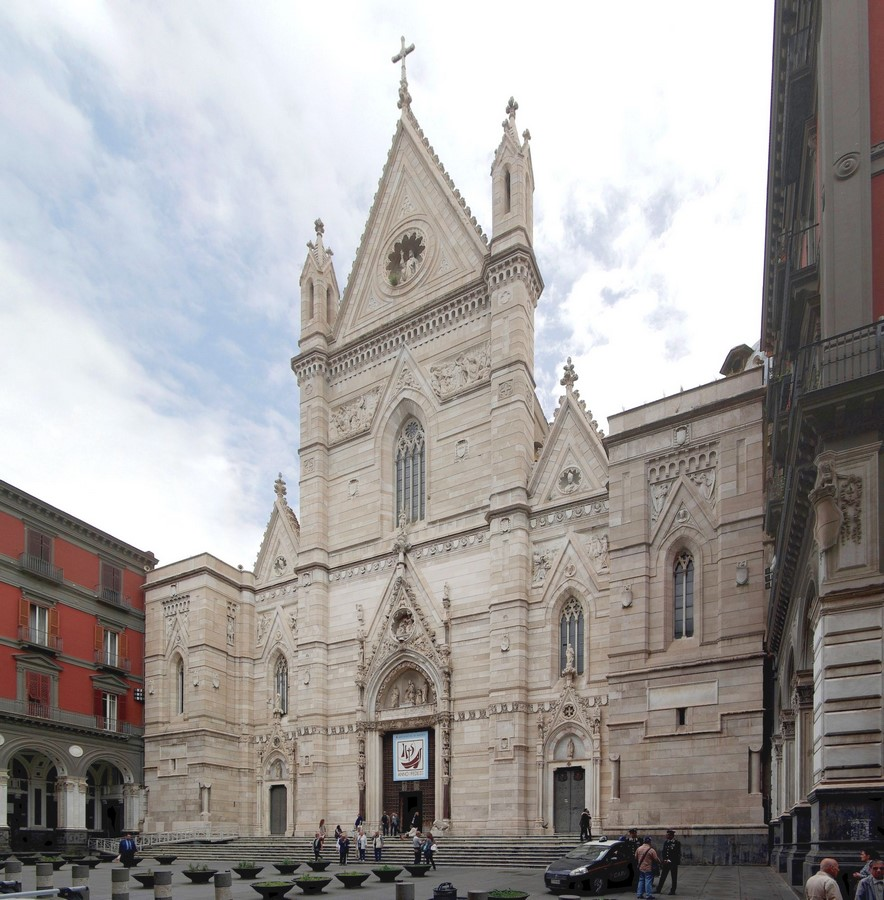 Naples Cathedral - sheet1