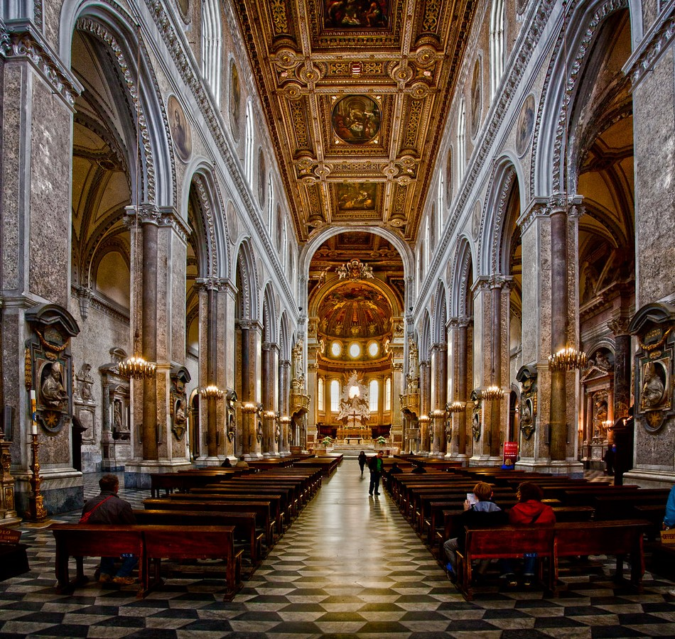 Naples Cathedral - sheet2