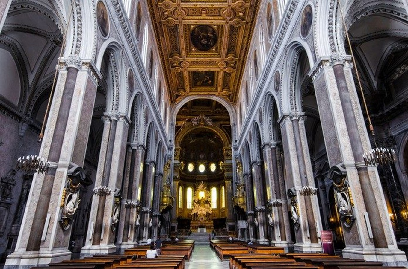 Naples Cathedral - sheet3