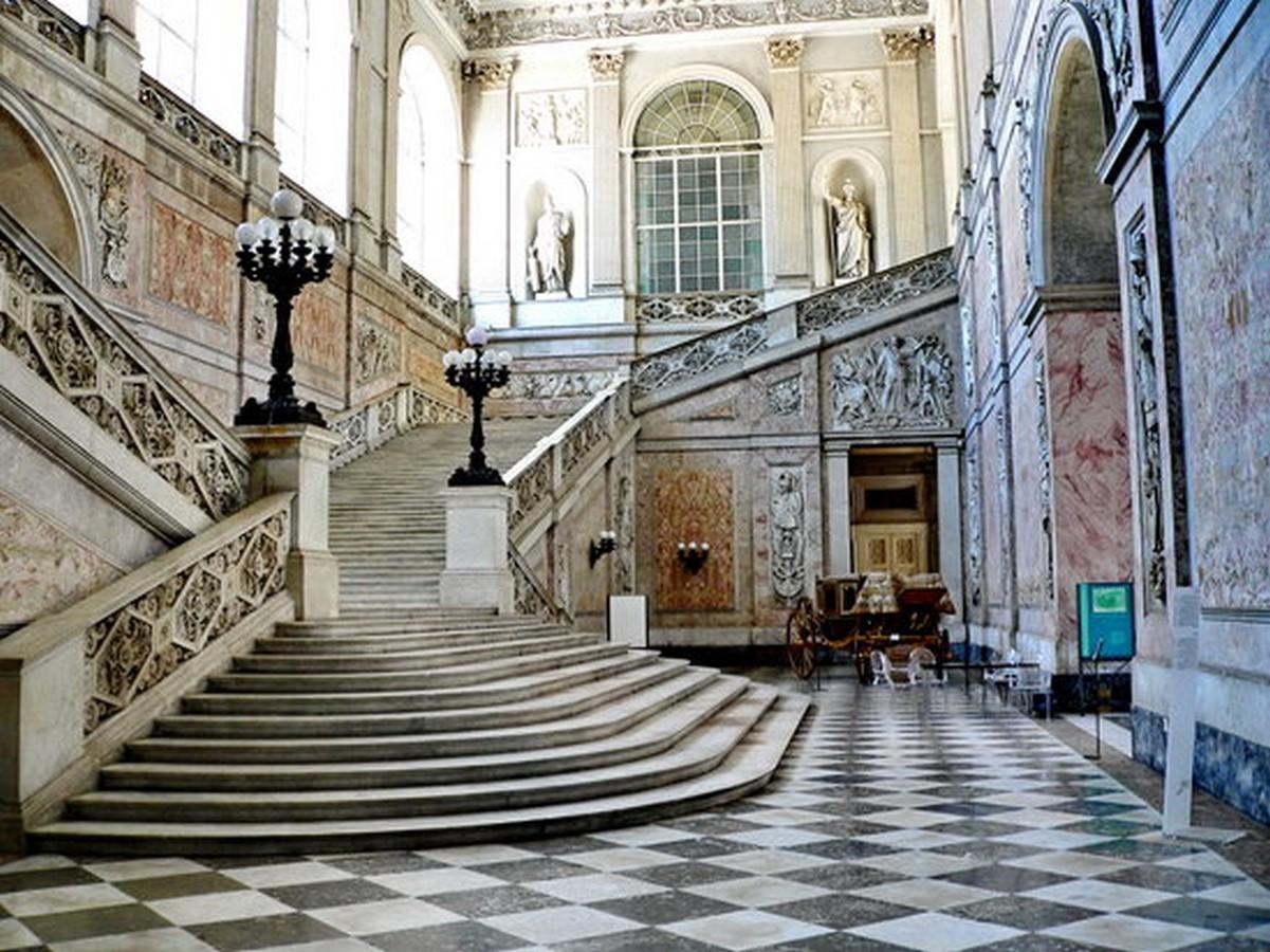 Royal Palace of Naples - sheet2