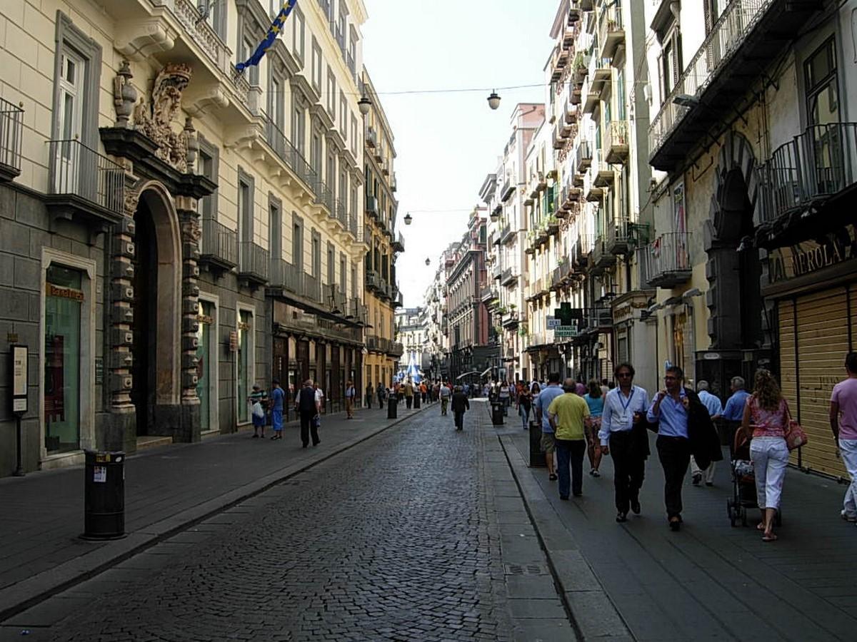 Via Toledo - sheet2