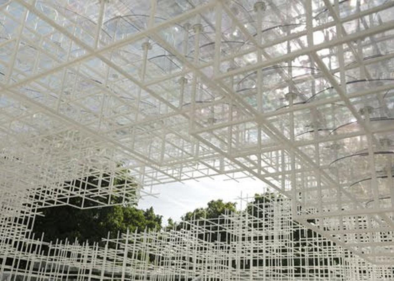 2013 Serpentine Gallery Pavilion by Sou Fujimoto - Sheet2
