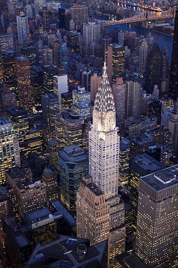 Chrysler Building by William Van Alen - Sheet1