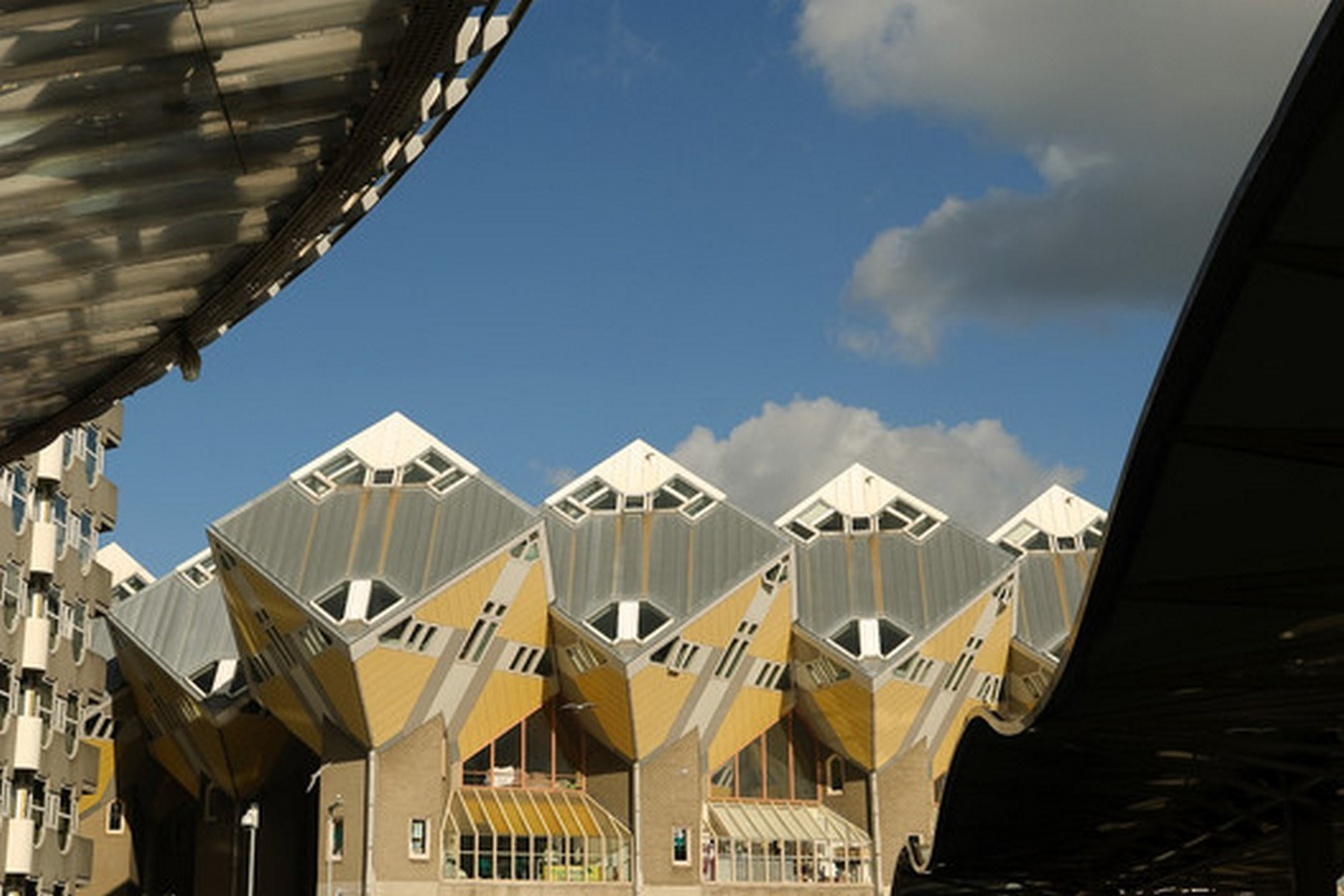 Cube Houses by Piet Blom - Sheet3