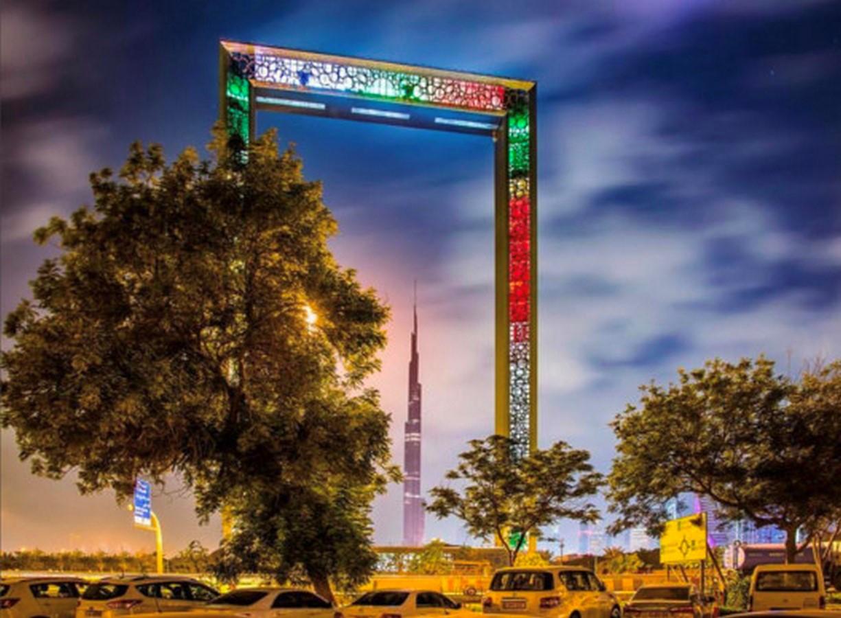 The Dubai Frame by Fernando Donis - Sheet3