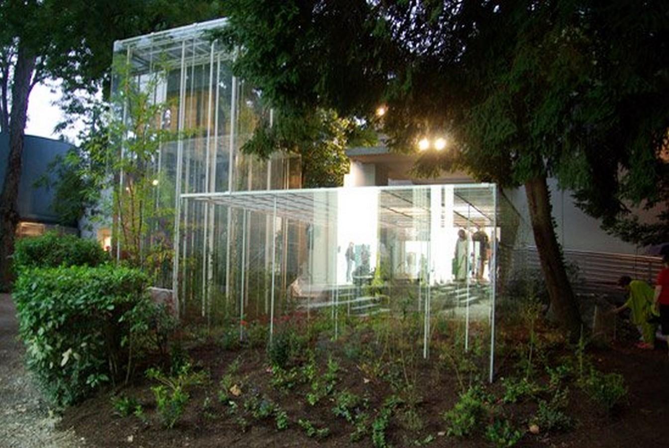 Japanese Pavilion at the Venice Biennale by Junya Ishigami - Sheet1