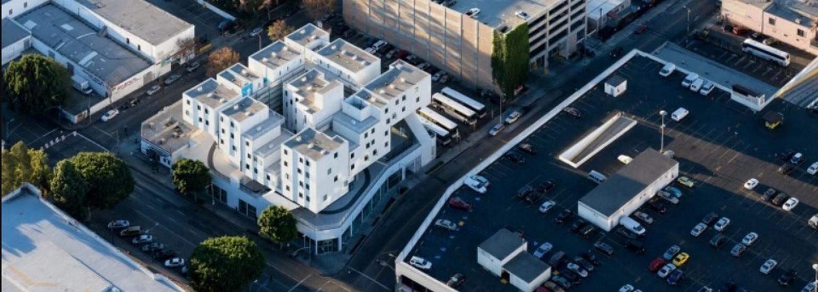 Star Apartments by Michael Maltzan - Sheet2
