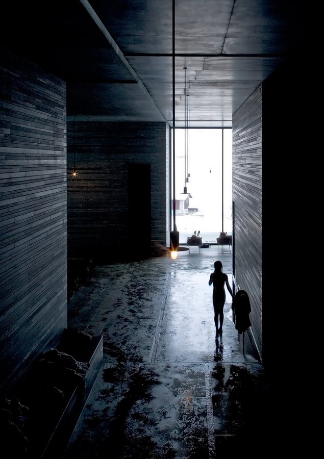 Therme Vals by Peter Zumthor - Sheet1