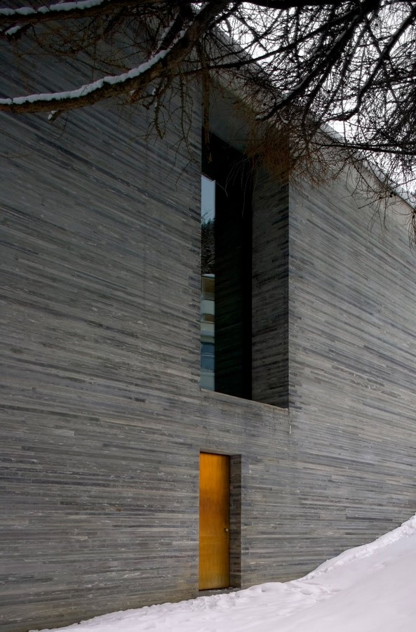 Therme Vals by Peter Zumthor - Sheet3
