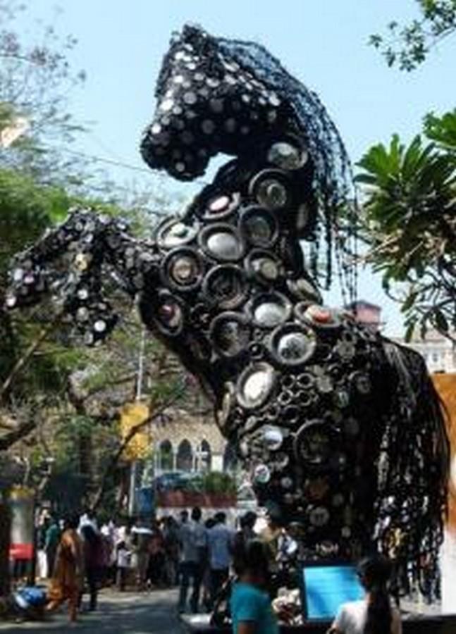10 Most innovative installations at Kala Ghoda Art Festival, Mumbai - Sheet6