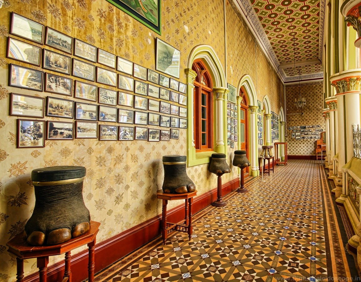 Places to visit in Bangalore for the Travelling Architect -Bangalore Palace - Sheet2