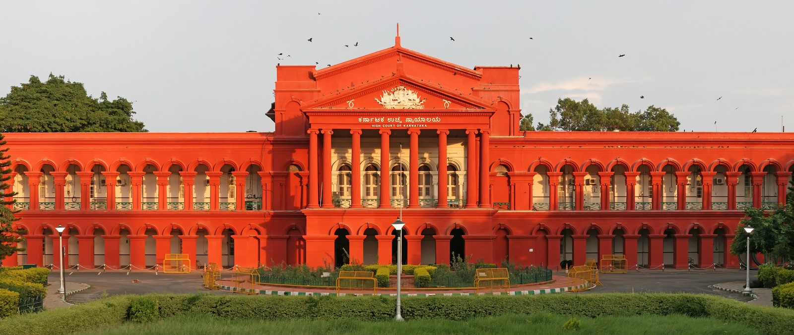 Places to visit in Bangalore for the Travelling Architect -Bangalore Highcourt - Sheet1
