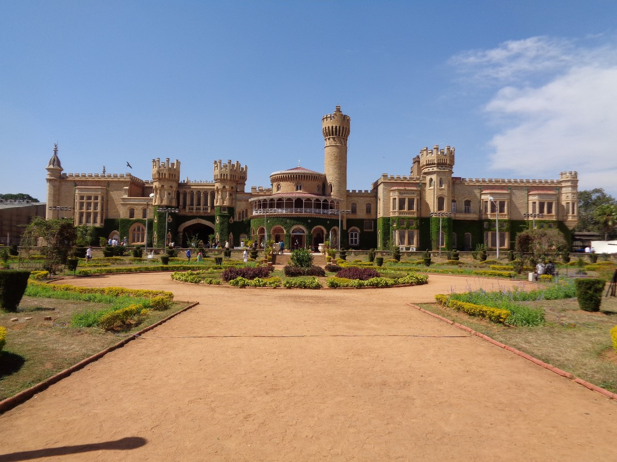 Places to visit in Bangalore for the Travelling Architect -Bangalore Palace - Sheet1