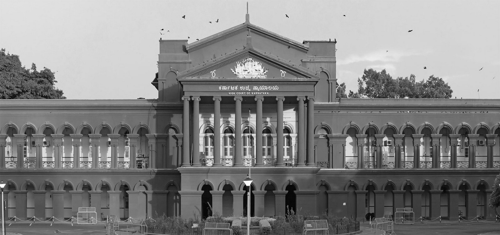 Places to visit in Bangalore for the Travelling Architect -Bangalore Highcourt - Sheet3