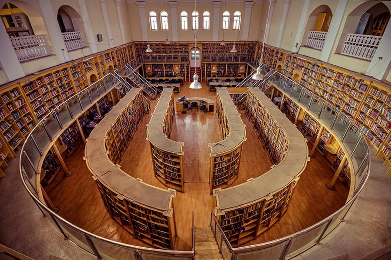 Seshadri Memorial library - Sheet3