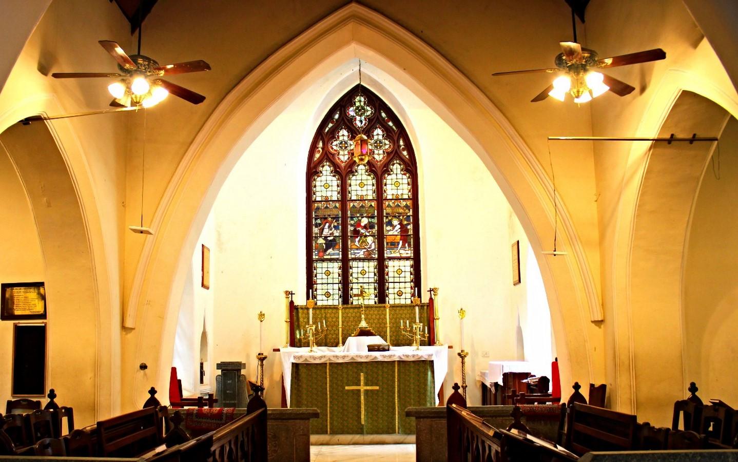 All Saints Church - Sheet3