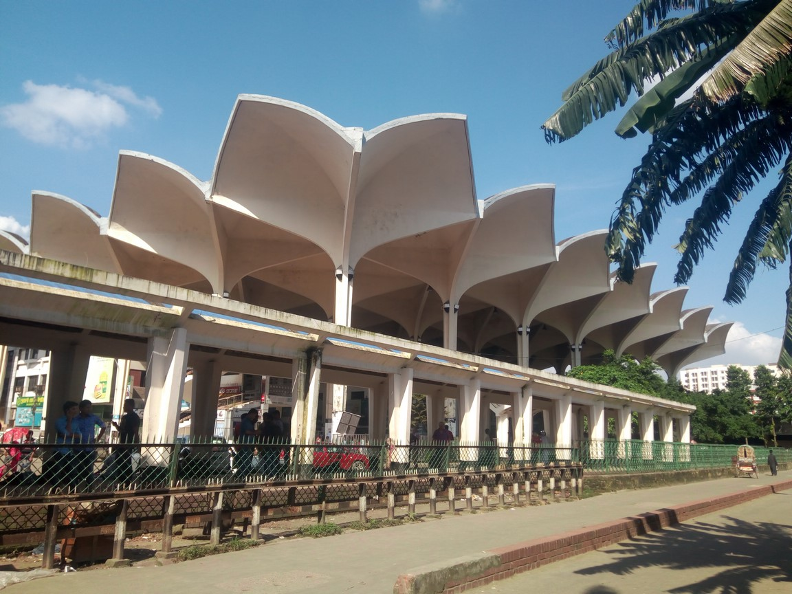 Kamalapur Railway Station  - Sheet2