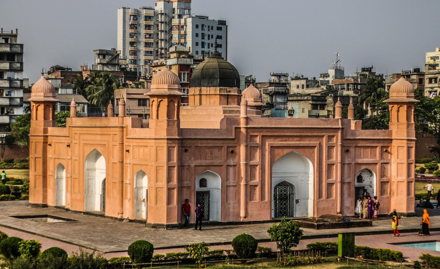 Lalbagh Fort Complex  - Sheet1