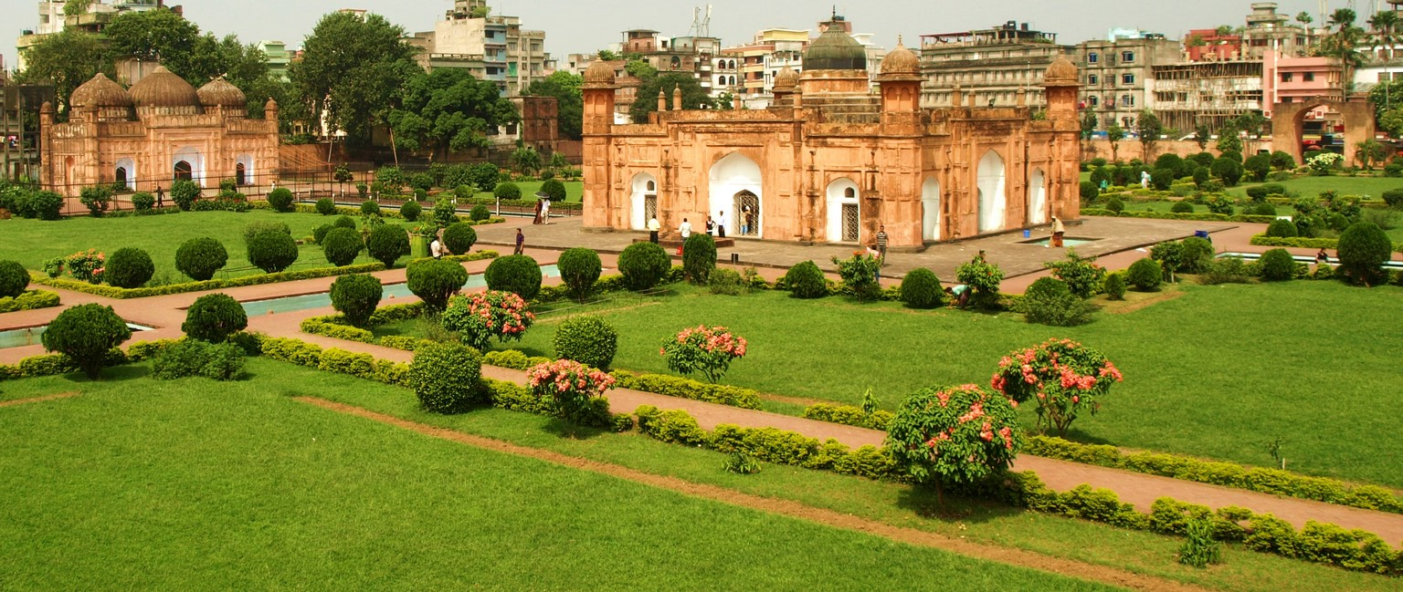 Lalbagh Fort Complex  - Sheet3